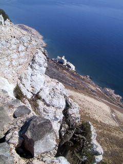 Gibraltar - ja alas on 400m