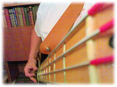 Keikalla basson varressa