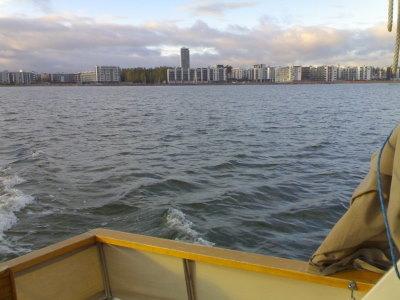 Viimeinen veneilypäivä
