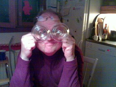 Konjakki vaatii isot lasit