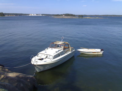 Norrkullalandet ja näkymä Kalkkirantaan
