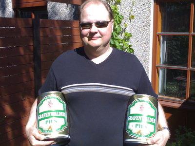 Kesäloma ja kaksi tölkkiä olutta
