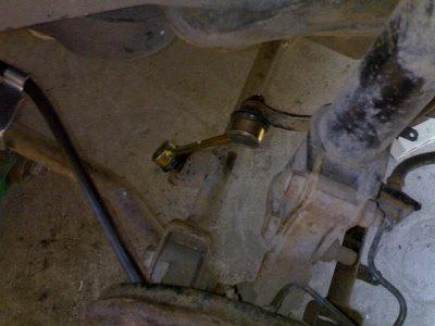 Koiranluu ja käsijarruvaijeri uusittuina