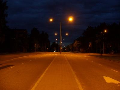 Yöllinen Porslahdentie