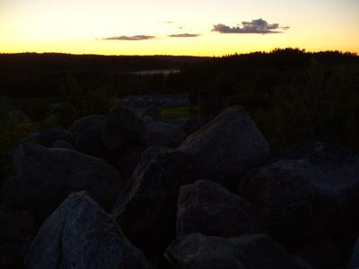 Näkymä Suomeen