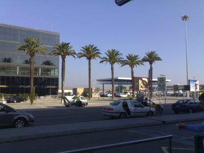 Barcelonan lentokentällä