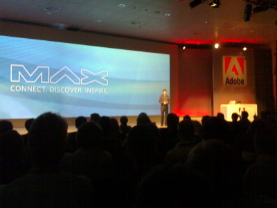 MAX keynote - Kevin Lynch