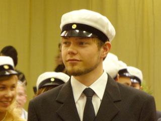 Tuomas Väisänen - kevään 2008 ylioppilas