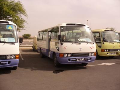 Toyota minibussi