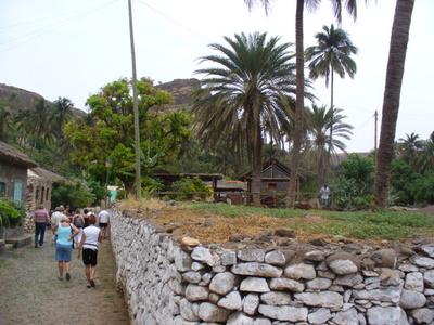 Rua de Banana - orjien asumuksia