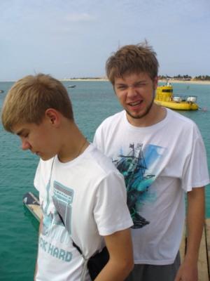 Samu ja Tuomas