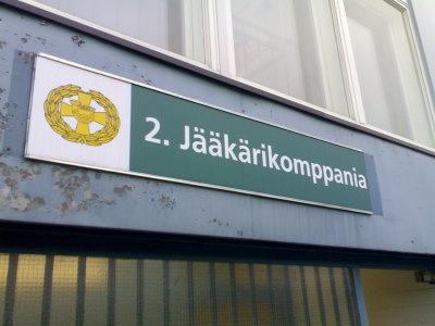 2. Jääkärikomppania