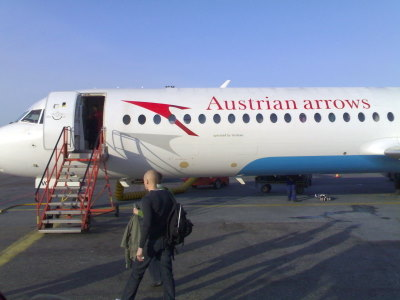 Fokker odottaa