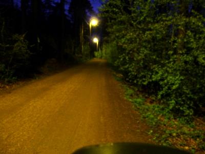 Herttoniemen ja Mölylän välinen tie