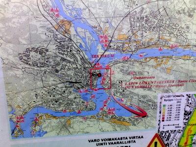 Rovaniemi, Ounasjoki ja Kemijoki