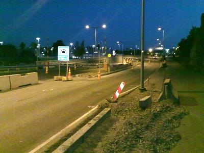 Mannerheimin tien alittava tunneli on avattu