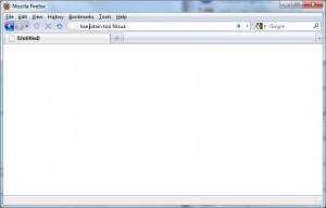 Firefox haku osoitekentästä