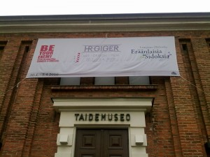 H.R.Giger näyttely
