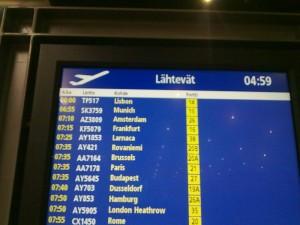 Suuntana Lissabon