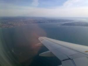 Lissabon näkyy jo