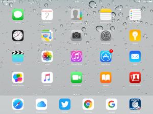 iPad -tabletti haltuun -kurssi