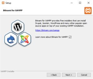 XAMPP-step4