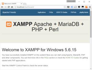 XAMPP-step9-no-problem
