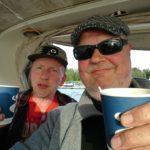 Kahvit Vestan satamassa