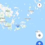 Föglö kartalla