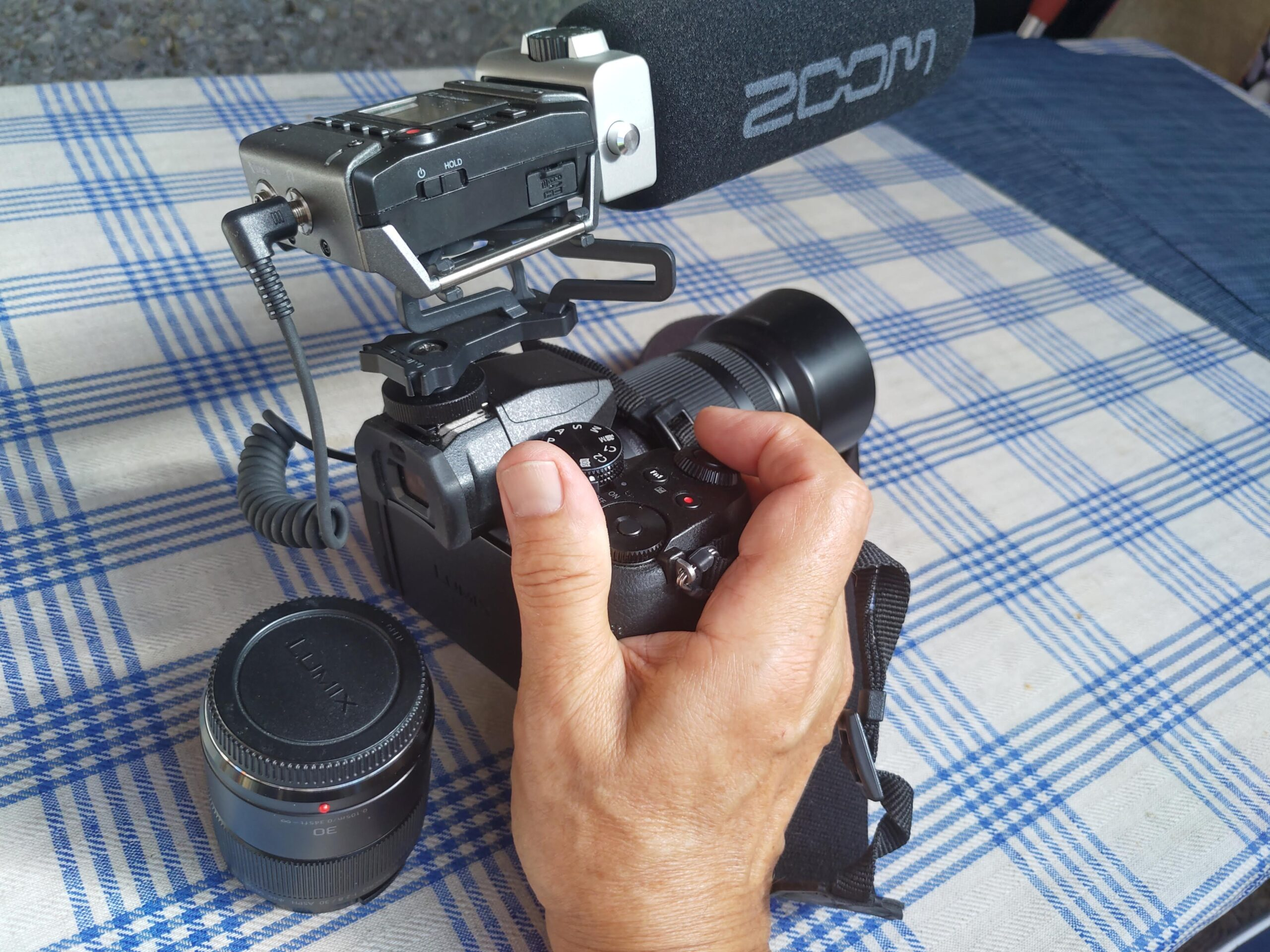 kamerajuttuja